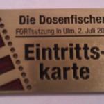 GeoCoin zum Megaevent GC2MEGA 2011 in Ulm