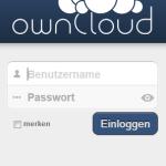 Login - ownCloud