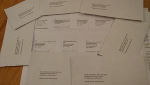 Briefe #pflegestreik